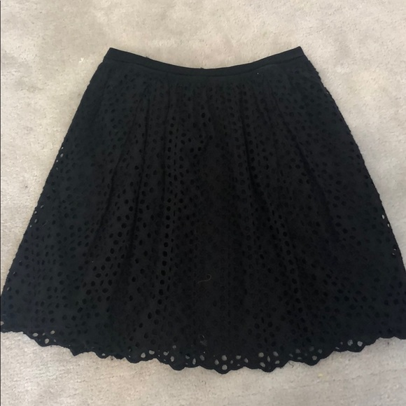Talula Dresses & Skirts - Lace black skirt